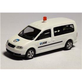 """AHM AH-984 VW Caddy Maxi Bus 2007 """"LKAB"""""""
