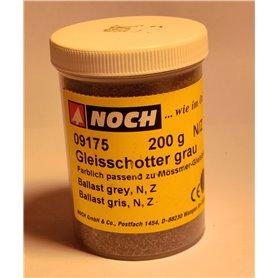 Noch 09175 Ballast, grå, 200 gram, passar för N och Z