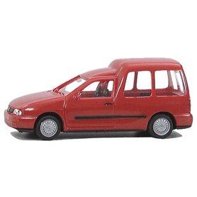 AMW 0200 Seat Inca Kombi, röd