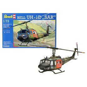 "Revell 64444 Helikopter Bell UH-1D SAR ""Gift Set"""