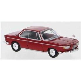 Brekina 870028 BMW 2000 CS, röd, PCX