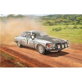 Italeri 3632 Mercedes-Benz 450SLC Rallye Bandama 1979