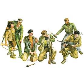 Italeri 6556 Figurer Partisans