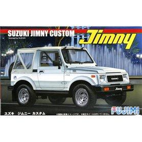 Fujimi 038186 Suzuki Jimny Custom