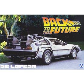"""Aoshima 059166 De Lorean """"Back to the future"""""""