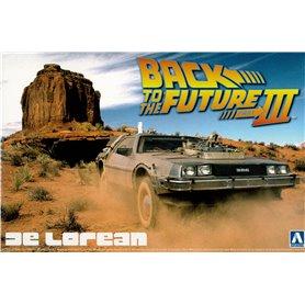 "Aoshima 059180 De Lorean ""Back To The Future III"""