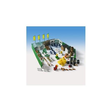 Kibri 9201 Trädgårdsmarknad