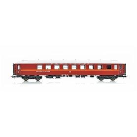 NMJ 136501 Personvagn Bergslagernas Järnvägar CB2 21227