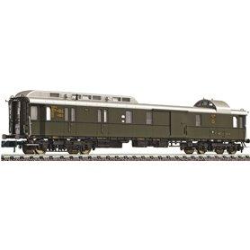Fleischmann 863604 Baggagevagn Pwpost 4ü-28 typ DRG