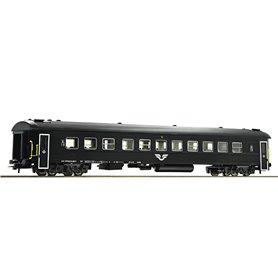 Roco 64298 Personvagn 2:a 507422-73 499-0 B7F typ SJ