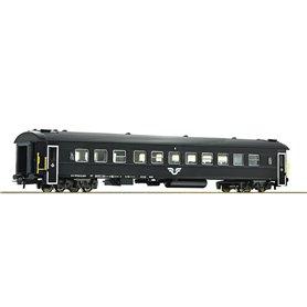 Roco 64299 Personvagn 2:a 507422-73 344-8 B7F typ SJ