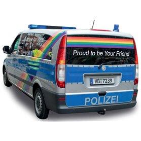 """Herpa 941792 Mercedes Benz Vito Bremen """"Polizei"""""""