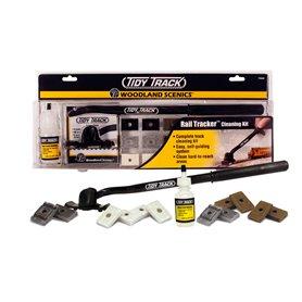 Woodland Scenics TT4550 Rail Tracker™ Cleaning Kit