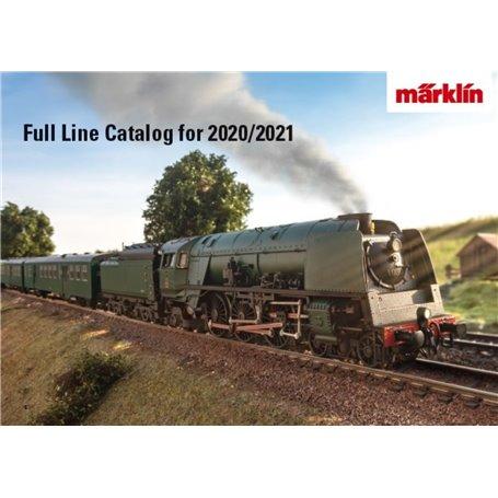 Märklin 15712 Märklin Katalog för 2020/2021 Engelska