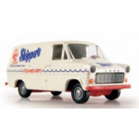 "Brekina 34059 Ford transit IIa ""Fish and Chips"""