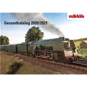 Märklin 15711 Märklin Katalog för 2020/2021 Tyska