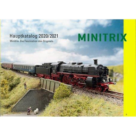 Trix 19852 Minitrix Katalog 2020/2021 Tyska