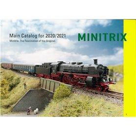 Trix 19853 Minitrix Katalog 2020/2021 Engelska