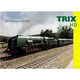 Trix 19850 Trix H0 Katalog 2020/2021 Engelska