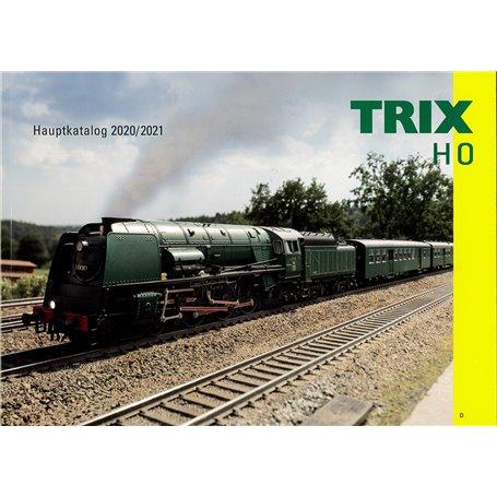 Trix 19849 Trix H0 Katalog 2020/2021 Tyska