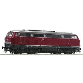 Roco 72182 Diesellok klass 215 typ DB