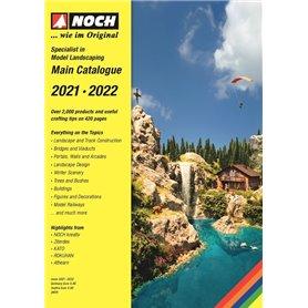Noch 72212 Noch Katalog 2021/2022, Engelska