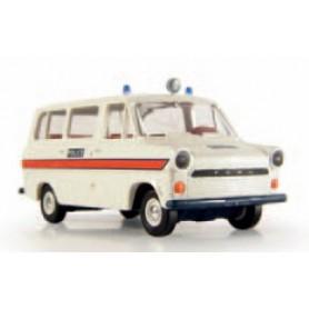 """Brekina 34060 Ford Transit IIa Kombi """"Police/GB"""""""