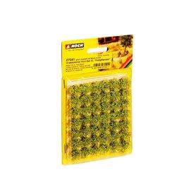 "Noch 07041 Grästuvor XL ""Field Plants"" 42 st 9 mm"