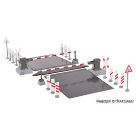 Viessmann 5108 Level crossing EBÜT 80, fully automatic