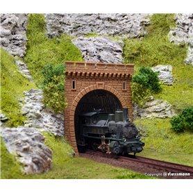 Vollmer 47811 Tunnel portal, single track, 2 pcs.