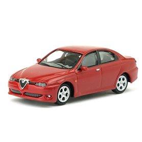 Ricko 38339 Alfa Romeo 156 GTA, röd, PC-Box
