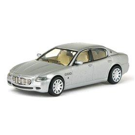 Ricko 38406 Maserti Quattroporte, silver, PC-Box