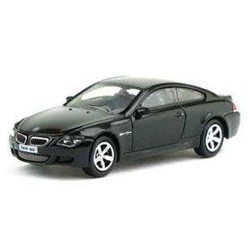 Ricko 38572 BMW M6, svart, PC-Box