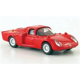 Ricko 38343 Alfa Romeo 33.2 Daytona, röd, PC-Box