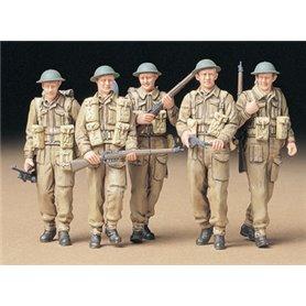 Tamiya 35223 Figurer British Infantry on Patrol