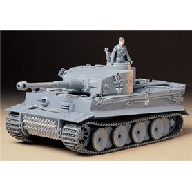 Tamiya 35216 Tanks German Tiger I Early Production