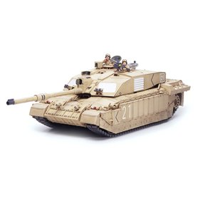 Tamiya 35274 Tanks British Main Battle Tank Challenger 2 (Desertised)