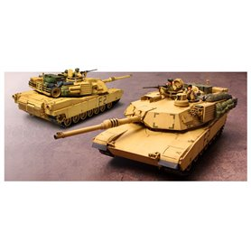 Tamiya 35269 Tanks M1A2 Abrams Operation Iraqi Freedom