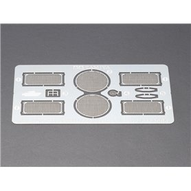 Tamiya 35172 1/35 Scale Panther Type G Photo-Etched Grille Set