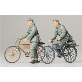 Tamiya 35240 Figurer Germans With Bicycles