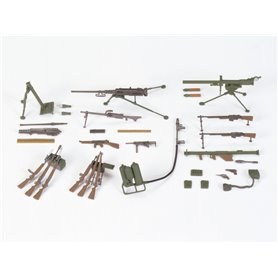 Tamiya 35121 U.S. Infantry Weapons