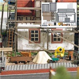 Busch 1376 Construction site equipment