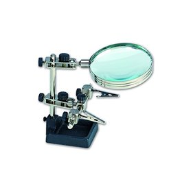 Artesania 27022 Articulated arm with magnifying glass