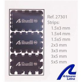 Artesania 27301 Micro Shapers B