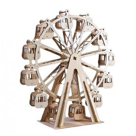 Artesania 30212 Vintage Wooden Model: Big Wheel