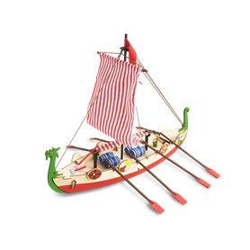 "Artesania 30506 Drakkar Viking Boat ""Build & Play"""
