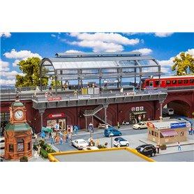 Faller 120580 Urban-railway station