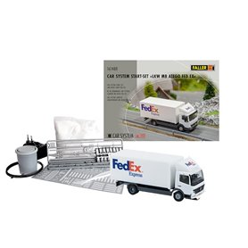 Faller 161488 Car System Start-Set MB Atego Lorry FedEx