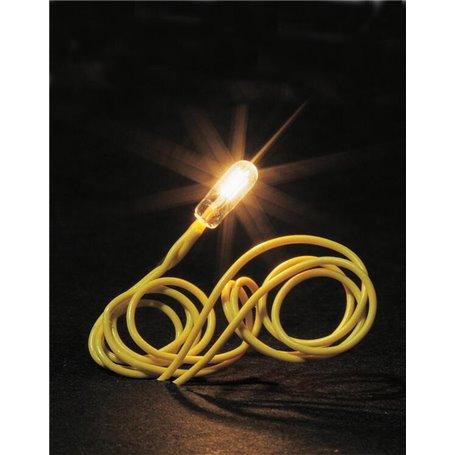 Faller 180671 Glödlampa, klar, 16V, 35 mA, 1 st