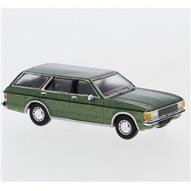 Brekina 870032 Ford Granada Turnier MK I, metallic grön